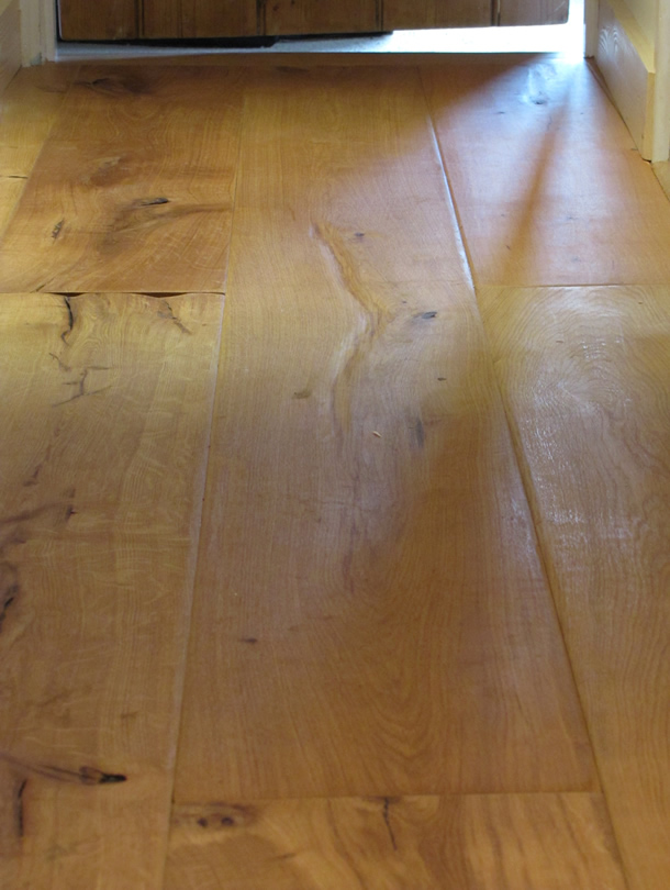 02 Cabin oak wood floors for a house in Farnham, Surrey