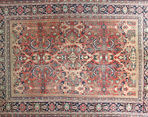 A690 Antique Mahal Carpet