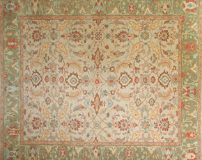 S1469 Contemporary Ziegler Design Carpet