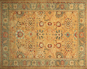 S2241 Contemporary Agra Design Carpet
