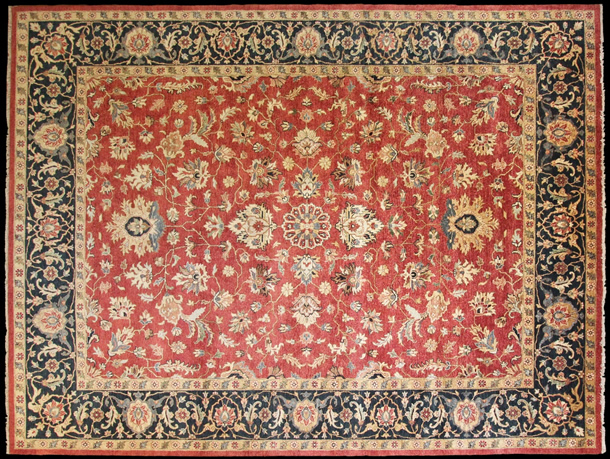 01 S3171 Contemporary Agra Design Carpet