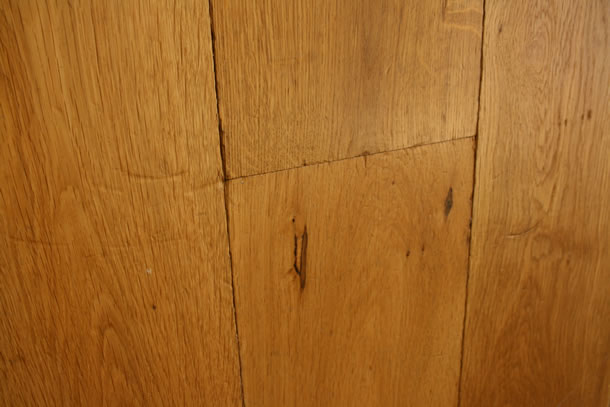 01 Semi Solid Rustic French Oak Distressed Tumbled Planks Smoked
