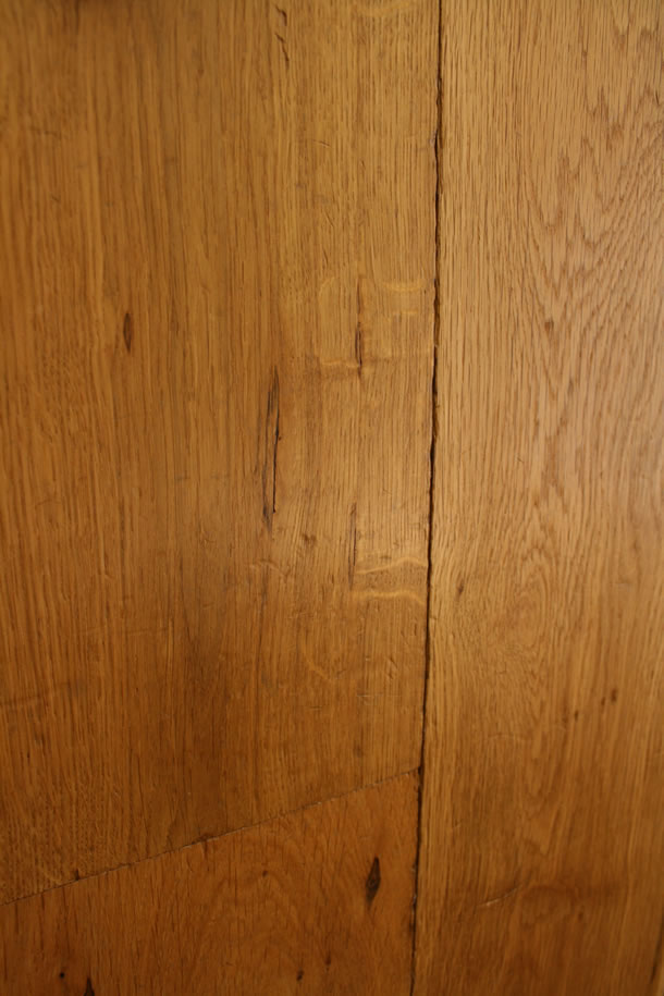 03 Semi Solid Rustic French Oak Distressed Tumbled Planks Smoked