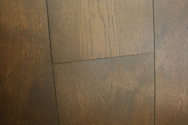 01 Engineered Rustic French Oak Double Smoked and Black