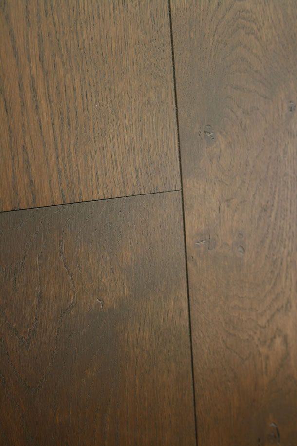 03 Engineered Rustic French Oak Double Smoked and Black