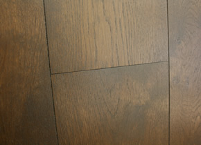 Engineered Rustic French Oak Double Smoked and Black