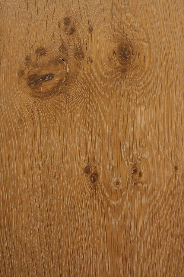 02 Semi Solid Rustic Distressed Oak Fumed White