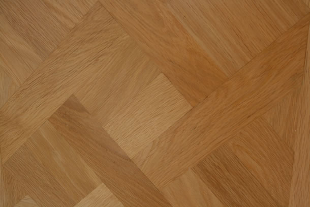 01 Solid Parquet De Versailles Select Oak With Lacquer Finish
