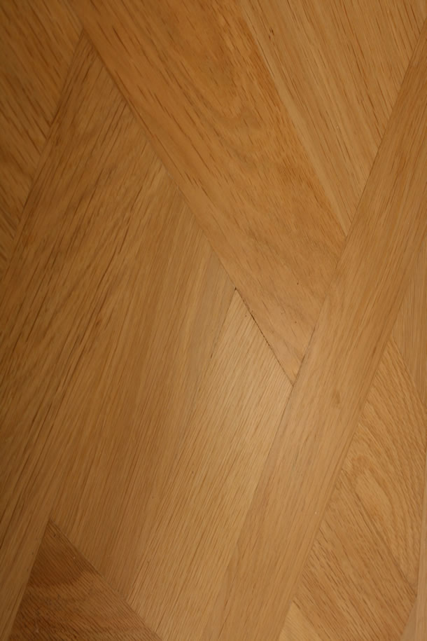 03 Solid Parquet De Versailles Select Oak With Lacquer Finish