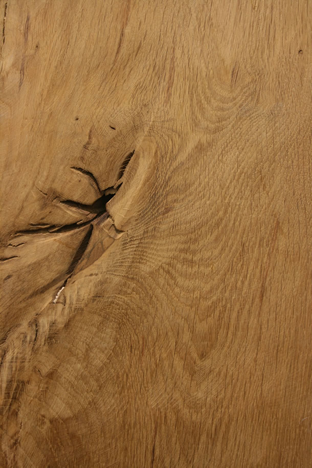 02 Solid Rustic French Oak Hand Scraped Planks